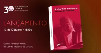 """Lançamento de """"A Liberdade Portuguesa""""..."""