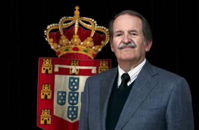 Mensagem do Chefe da Casa Real...
