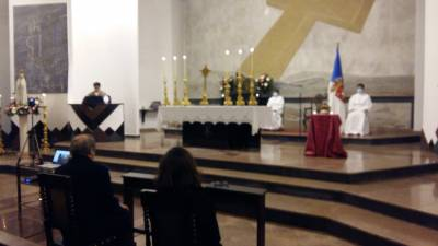 Missa de Sufrágio 1 de Fevereiro
